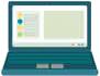 ปี 2542 การสื่อสารกับผู้จำหน่ายผ่านระบบออนไลน์