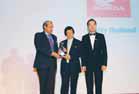 ปี 2558  รางวัล Asia Responsible Entrepreneurship Award จากสถาบัน Enterprise Asia จากโครงการเมืองไทยปลอดภัย