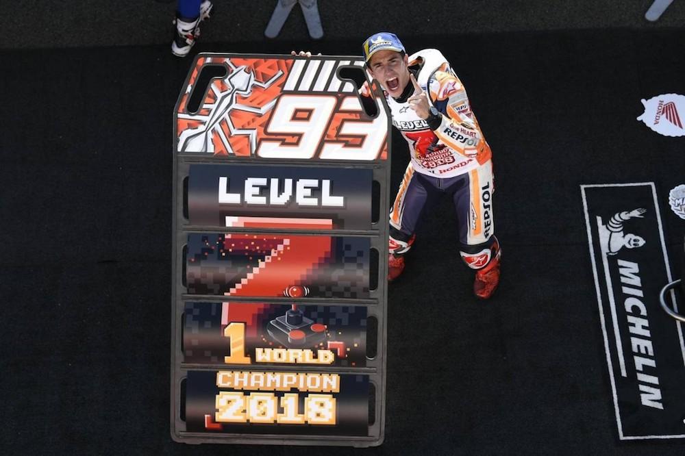 Honda-Motorcycle-มอเตอร์ไซค์-ฮอนด้า-ข่าวประชาสัมพันธ์-marc-marquez-world-champion-level7-20181021