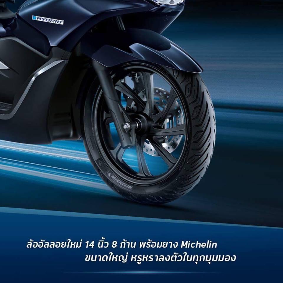 honda-ฮอนด้า-ข่าวประชาสัมพันธ์-newpcxhybrid-promotion-motorexpo2018-20181202