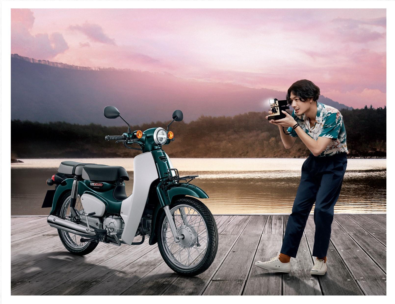Honda-Motorcycle-มอเตอร์ไซค์-ฮอนด้า-supercub-2018-japanese-retro-News-ข่าวประชาสัมพันธ์-ข่าวผลิตภัณฑ์