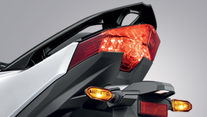 Dual LED Tail Light