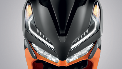 Dual LED Headlight