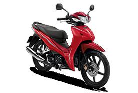All New Honda Wave110i (2019)