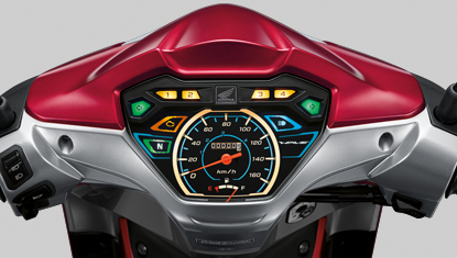 Honda-Motorcycle-มอเตอร�����-ฮอ�ด�า-all-new-Wave-110i-2019-Information-รายละเอียด-New-Enrich-Meter-ห��า�ัดเรือ��มล�