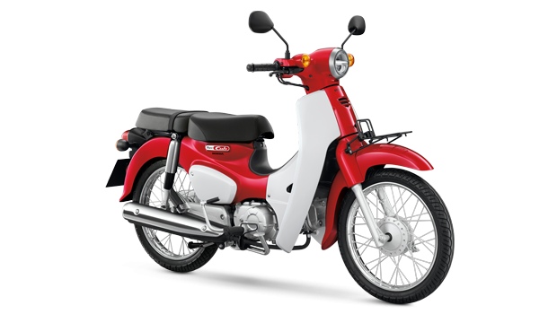 All New Honda Super Cub (2018)