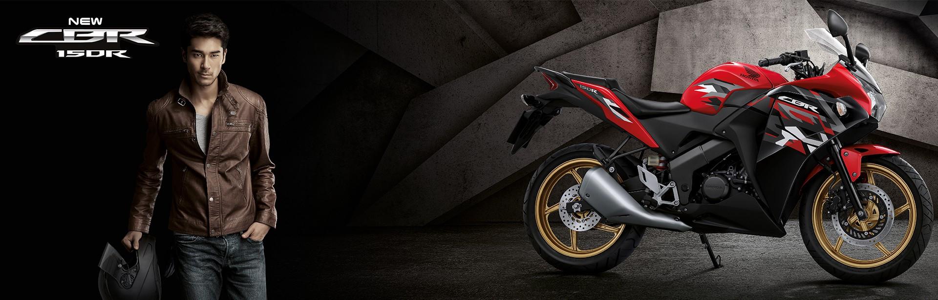 Honda-Motorcycle-มอเตอร์ไซค์-ฮอนด้า-cbr150r-SPORT-SPIRIT