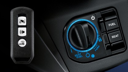 Honda-Motorcycle-มอเตอร์ไซค์-ฮอนด้า-all-new-forza-2018-Information-รายละเอียด-Honda-SMART-Key-SMART-Controller-รีโมทอัจฉริยะ-ระบุตำแหน่งรถ-สัญญาณกันขโมย-ง่ายเพียงบิดสวิตช์