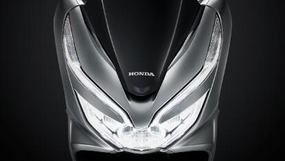 Honda-Motorcycle-มอเตอร์ไซค์-ฮอนด้า-PCX150-2017-Information-รายละเอียด-ไฟหน้า-NEW-DART-LINER-LED-HEADLIGHT