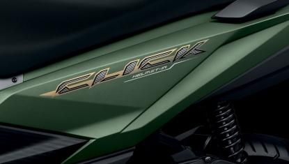 Honda-Motorcycle-มอเตอร์ไซค์-ฮอนด้า-click125i-2017-Information-รายละเอียด-ลายกราฟิก-NEW-AGGRESSIVE-MATT-GREEN-COLOR-New-Stunning-Graphic