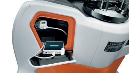 Honda-Motorcycle-มอเตอร์ไซค์-ฮอนด้า-pcx-150-2016-Information-รายละเอียด-ที่เก็บของคอนโซล-CONSOLE-BOX-WITH-POWER-OUTLET