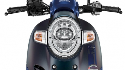 Honda-Motorcycle-มอเตอร์ไซค์-ฮอนด้า-scoopyi-2018-Information-รายละเอียด-ไฟหน้า-LED-PROJECTOR-HEADLIGHT
