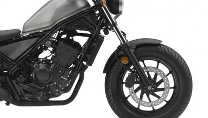 Honda-Motorcycle-มอเตอร์ไซค์-ฮอนด้า-rebel300-Information-รายละเอียด-ระบบเบรก-ABS