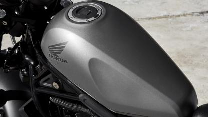 Honda-Motorcycle-มอเตอร์ไซค์-ฮอนด้า-Rebel300-Information-รายละเอียด-ถังน้ำมัน-SLEEK-FUEL-TANK-DESIGN