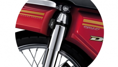 Honda-Motorcycle-มอเตอร์ไซค์-ฮอนด้า-Dream-110i-Information-รายละเอียด-โช้กหลัง