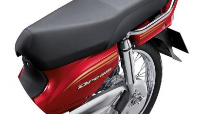 Honda-Motorcycle-มอเตอร์ไซค์-ฮอนด้า-Dream-110i-Information-รายละเอียด-เบาะขนาดใหญ่