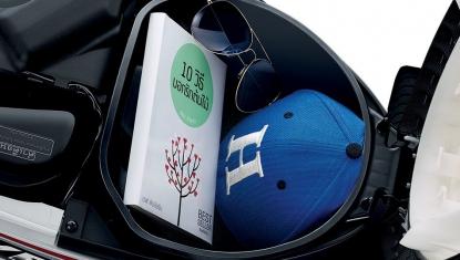 Honda-Motorcycle-มอเตอร์ไซค์-ฮอนด้า-Wave-110i-2017-Information-รายละเอียด-หมวกกันน็อก
