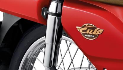 Honda-Motorcycle-มอเตอร์ไซค์-ฮอนด้า-supercub-2017-Information-รายละเอียด-โช้กหลังขนาดใหญ่