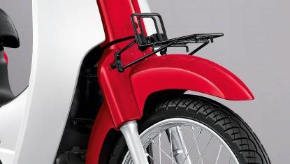 Honda-Motorcycle-มอเตอร์ไซค์-ฮอนด้า-supercub-2018-Information-รายละเอียด-ฝาครอบโช้ค