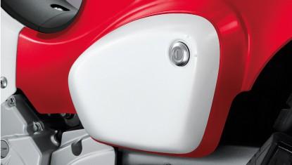 Honda-Motorcycle-มอเตอร์ไซค์-ฮอนด้า-supercub-2018-Information-รายละเอียด-กล่องข้างสไตล์เรโทร