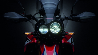 Honda-Motorcycle-มอเตอร์ไซค์-ฮอนด้า-CRF250RALLY-Information-รายละเอียด-ไฟหน้าและไฟเลี้ยว-LED HEADLIGHT & WINKER