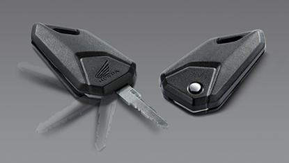 Honda-Motorcycle-มอเตอร์ไซค์-ฮอนด้า-MSX-125sf-2018-JACK-KNIFE-KEY-กุญแจแบบพับได้