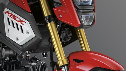Honda-Motorcycle-มอเตอร์ไซค์-ฮอนด้า-MSX-125sf-2018-UPSIDE-DOWN-SHOCK-ABSORBER-โช้กคู่หน้า