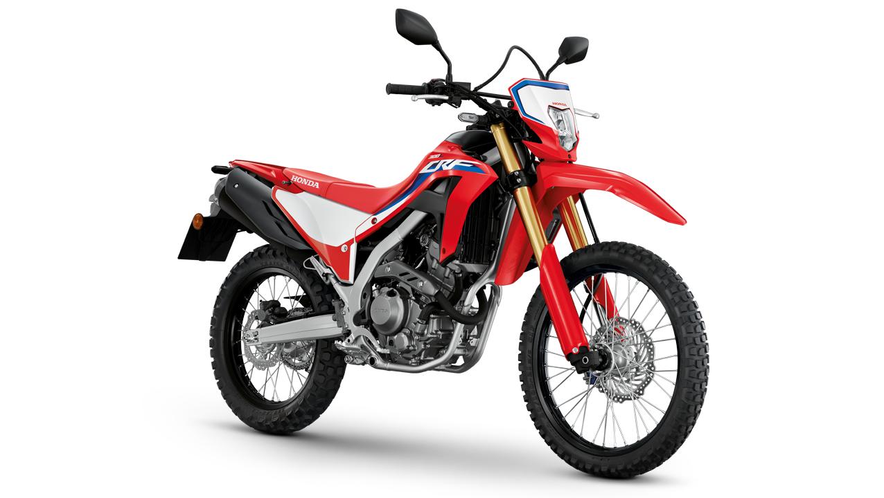 CRF300LDM TH R-W (แดง-ขาว)