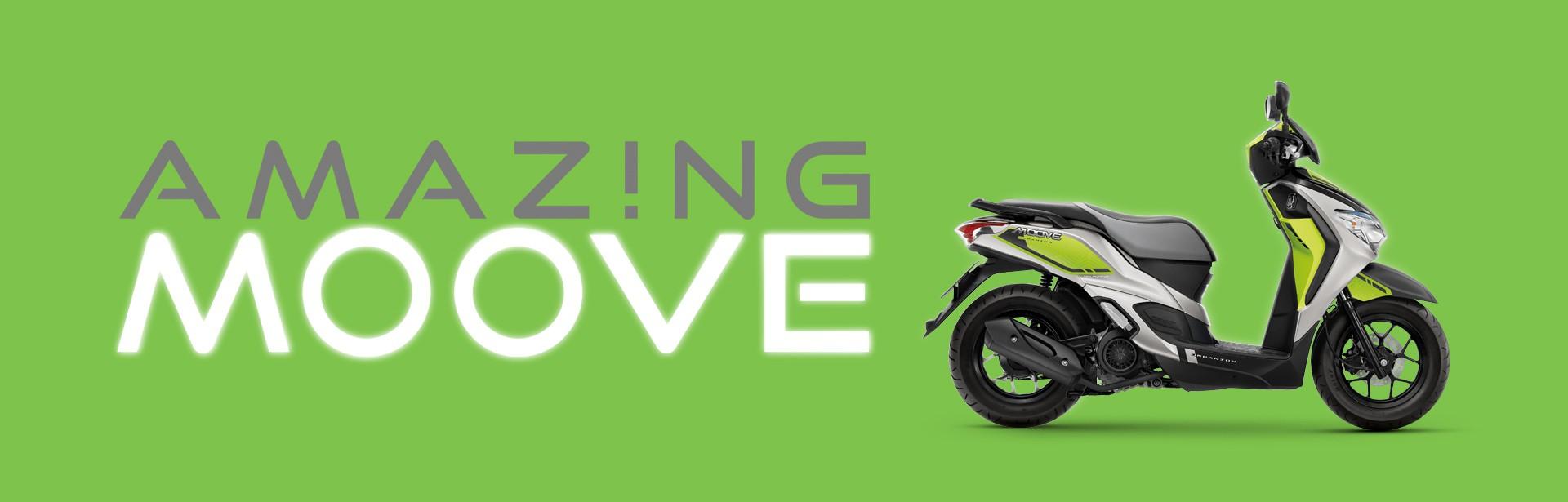Honda-Motorcycle-มอเตอร์ไซค์-ฮอนด้า-Moove-2017
