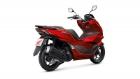 All New PCX160_Red-Brown
