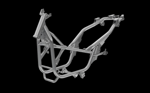 PCX160_New frame