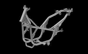 PCX160_New frame