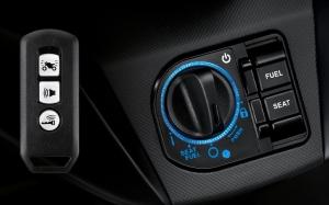 Forza350 2021 Smart Key
