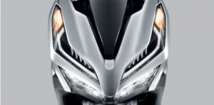 Honda-Motorcycle-มอเตอร์ไซค์-ฮอนด้า-new-click150i-2018-automatic-Dual-LED-Headlight-ไฟหน้า-LED
