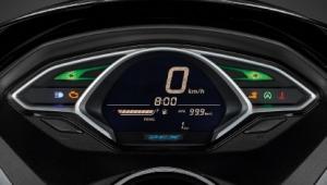 Honda-Motorcycle-มอเตอร์ไซค์-ฮอนด้า-PCX150-2019-Information-รายละเอียด-Full-Digital-Speedometer