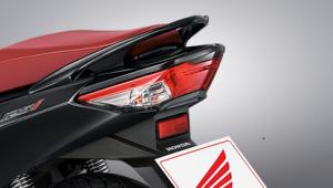 Honda-Motorcycle-มอเตอร์ไซค์-ฮอนด้า-All New Wave 125i-Information-รายละเอียด-ไฟท้ายดีไซน์-New Tail Light