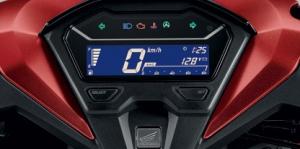 Honda-Motorcycle-มอเตอร์ไซค์-ฮอนด้า-click-125-i-2018-Information-รายละเอียด-แผงหน้าปัด-Full Digital Meter