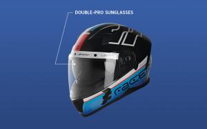 DOUBLE-PRO SUNGLASSES & SEMI-SPOILER V2