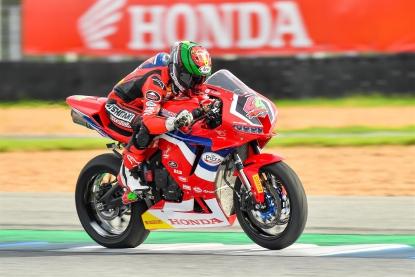 Honda CBR600RR Super Sport