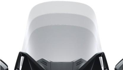 Honda-Motorcycle-มอเตอร์ไซค์-ฮอนด้า-all-new-forza-2018-Information-รายละเอียด-Electrically-Adjustable-Windscreen-กระจกบังลมหน้าระบบไฟฟ้า-อิตาลี-ลดแรงลมปะทะหน้า