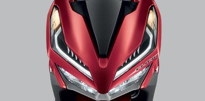 Honda-Motorcycle-มอเตอร์ไซค์-ฮอนด้า-Click-125-i-2018-Information-รายละเอียด-ไฟหน้า-Dual LED Headlight
