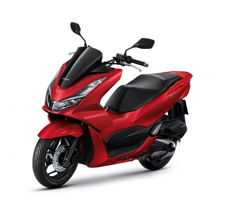 Press Release NEW PCX160 Honda 2021