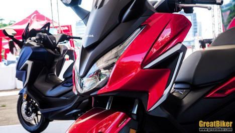 Honda eSP+ All New Forza350 Greatbiker