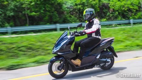 ESP+ Honda PCX160