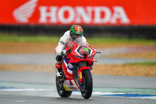 Mook Honda Orbric Superbike CBR600RR