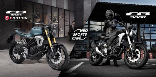 Honda-Motorcycle-มอเตอร์ไซค์-ฮอนด้า-cb150r-and-cb300r-neo-sport-cafe-news-ข่าวผลิตภัณฑ์-product