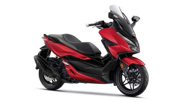 Forza350 2021 แดง