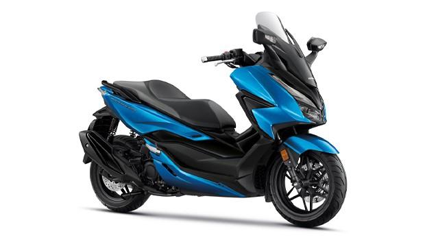 Forza350 2021 น้ำเงิน