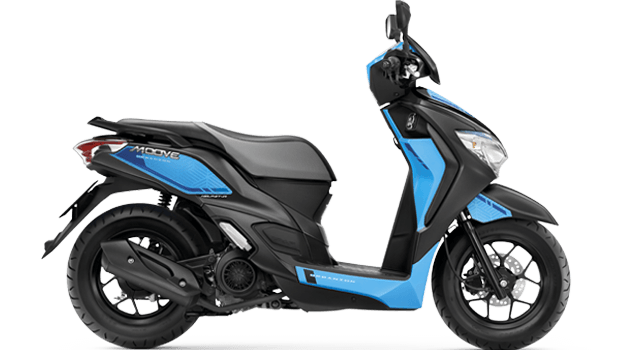 Honda-Motorcycle-มอเตอร์ไซค์-ฮอนด้า-Moove-2017-color-Black-Blue-สีดำ-สีน้ำเงิน