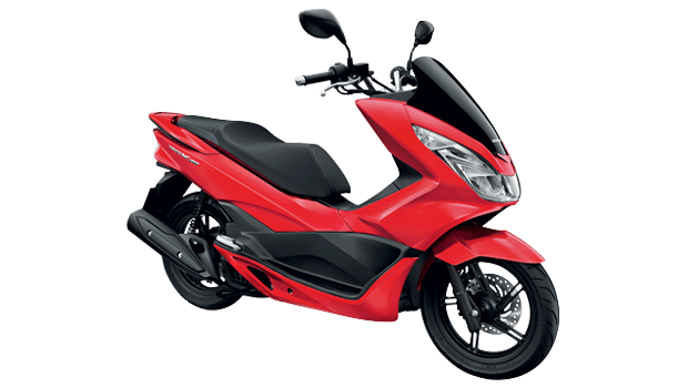 APHonda-PCX150-2015-Colour-Red-Black